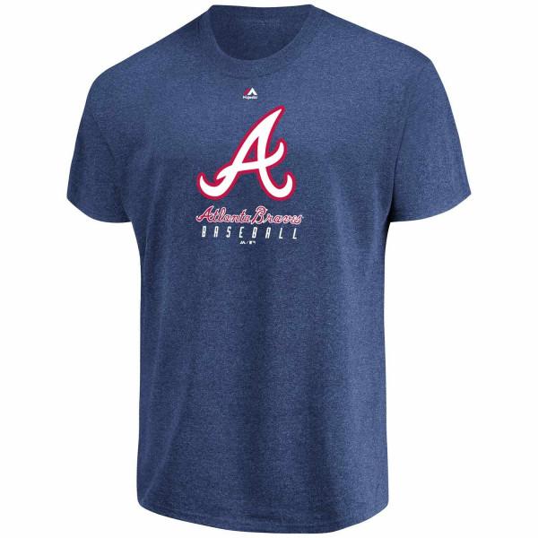 Atlanta Braves Fundamentals MLB T-Shirt
