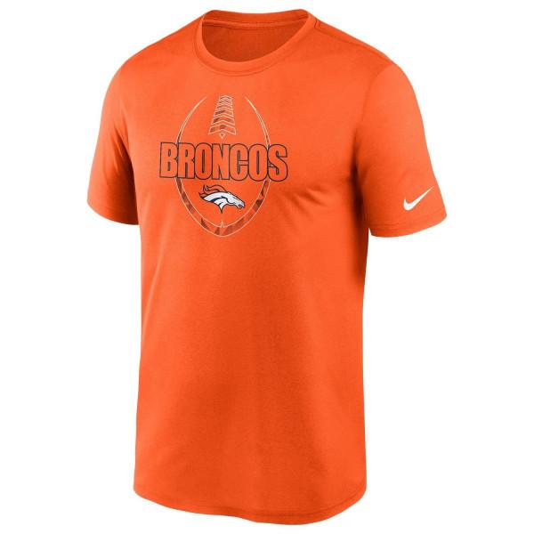 Denver Broncos 2020 NFL Icon Nike Performance T-Shirt