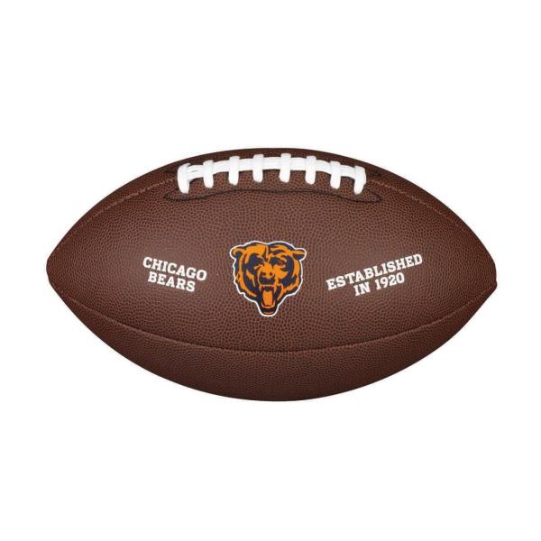 Chicago Bears Composite Full Size NFL Football