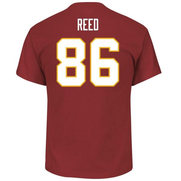 Jordan Reed #86 Washington Redskins Player NFL T-Shirt