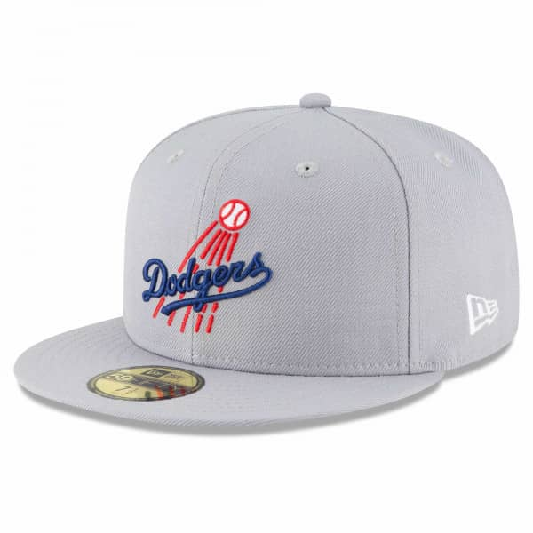 Los Angeles Dodgers 1958 Cooperstown New Era 59FIFTY Fitted MLB Cap