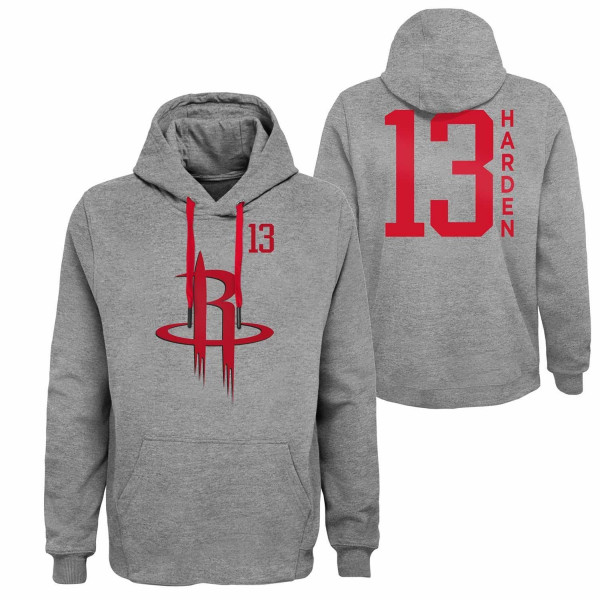 James Harden #13 Houston Rockets Goat Player NBA Hoodie