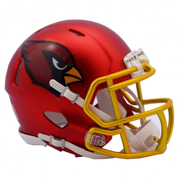 Arizona Cardinals NFL Blaze Alternate Speed Mini Helm