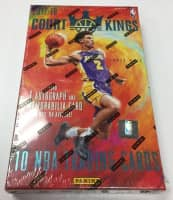 2017/18 Panini Court Kings Basketball Hobby Box NBA