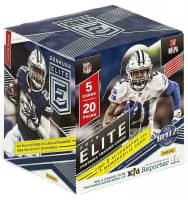 2019 Panini Donruss Elite Football Hobby Box NFL