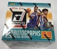 2018/19 Panini Donruss Basketball Hobby Box NBA