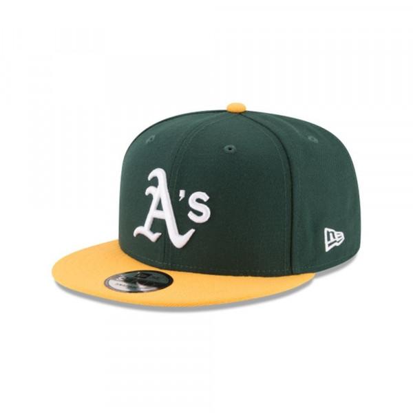 Oakland Athletics Basic Logo MLB Snapback Cap