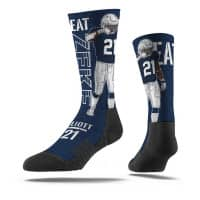 Ezekiel Elliott #21 Dallas Feed Me NFL Socken