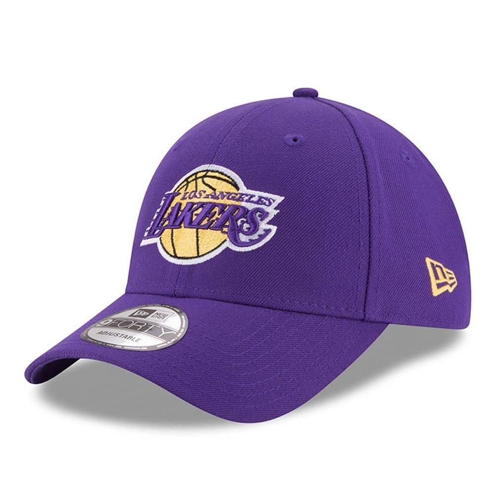 finest selection 80bdb 1b76e New Era Los Angeles Lakers The League Adjustable NBA Cap   TAASS.com Fan  Shop