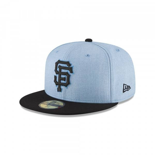 San Francisco Giants 2018 Father's Day 59FIFTY Fitted MLB Cap