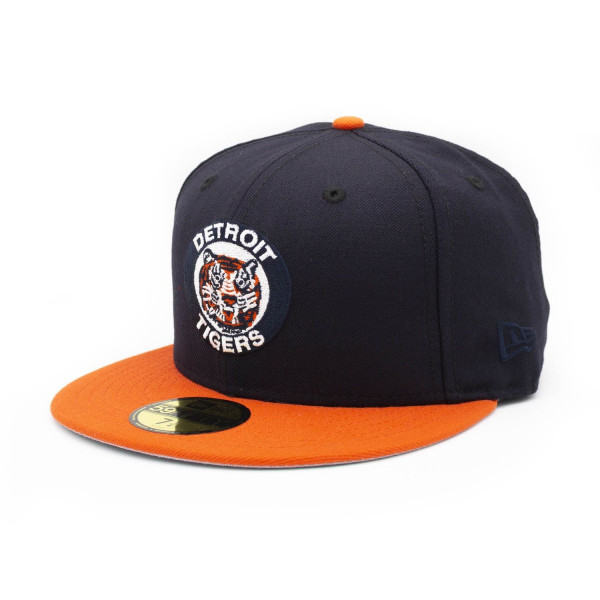 Detroit Tigers Cooperstown 59FIFTY Fitted MLB Cap