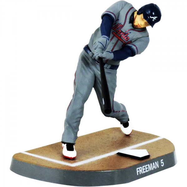 2017 Freddie Freeman Atlanta Braves MLB Figur