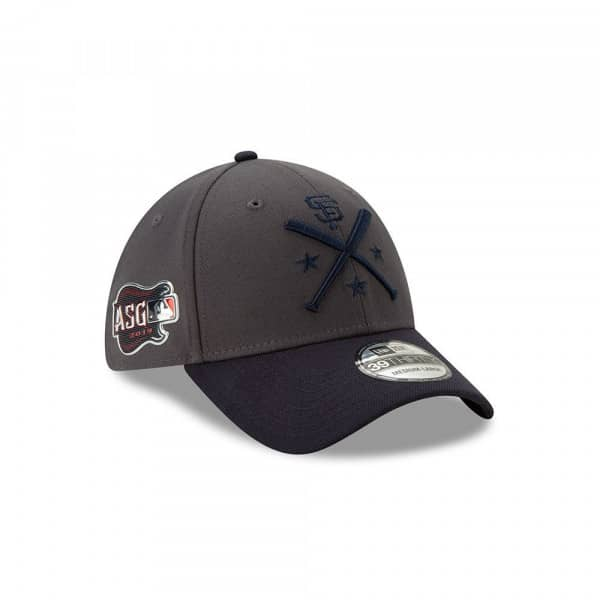 San Francisco Giants 2019 MLB All Star Workout 39THIRTY Flex Fit Cap
