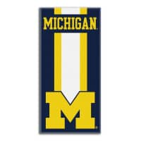 Michigan Wolverines Zone Read NCAA Strandtuch