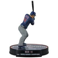 Anthony Rizzo Chicago Cubs 2016 World Series Champions MLB Figur