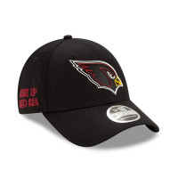 Arizona Cardinals Official 2020 NFL Draft New Era Stretch-Snap 9FORTY Cap