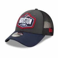 Houston Texans Official 2021 NFL Draft New Era 9FORTY Adjustable Cap