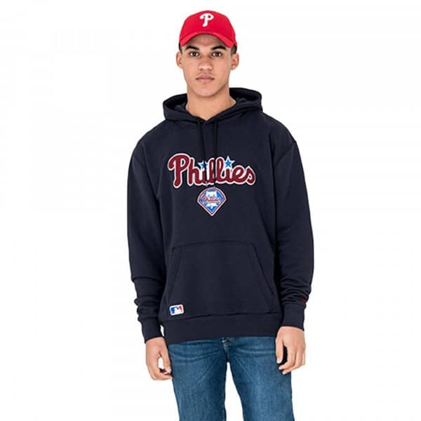 Philadelphia Phillies Post Grad MLB Hoodie Sweatshirt