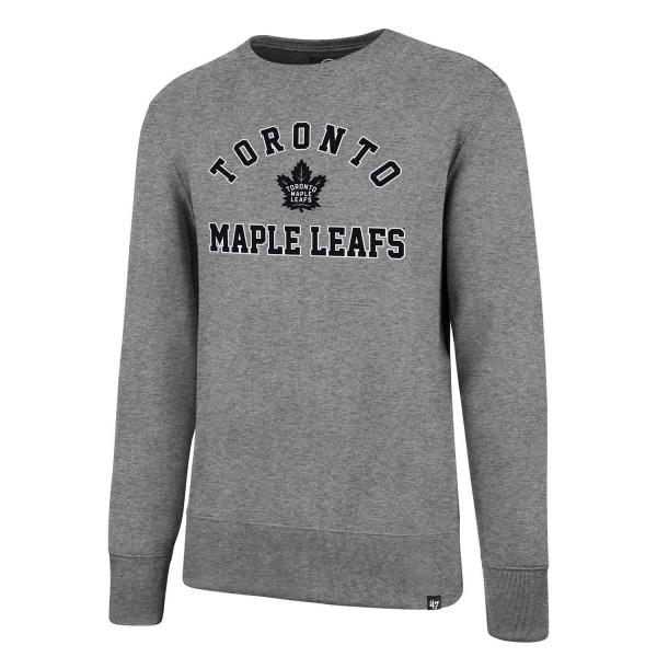 Toronto Maple Leafs Varsity Arch Crewneck NHL Sweatshirt