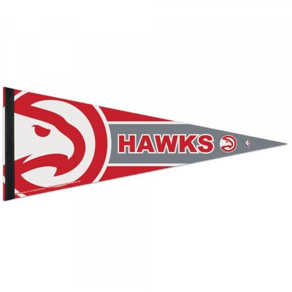Atlanta Hawks Big Logo Premium NBA Wimpel