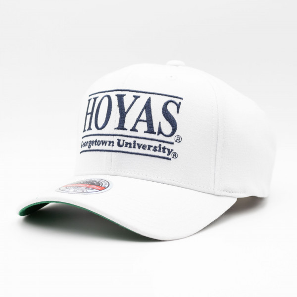 Georgetown Hoyas Alumni Mitchell & Ness Classic Red Stretch Snapback NCAA Cap