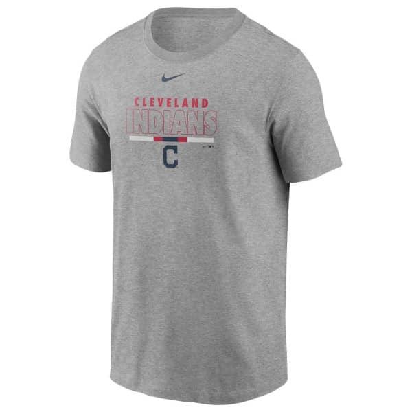 Cleveland Indians Nike Color Bar MLB T-Shirt