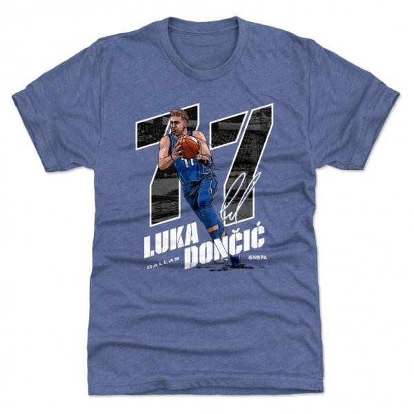 Luka Dončić Dallas #77 NBA T-Shirt