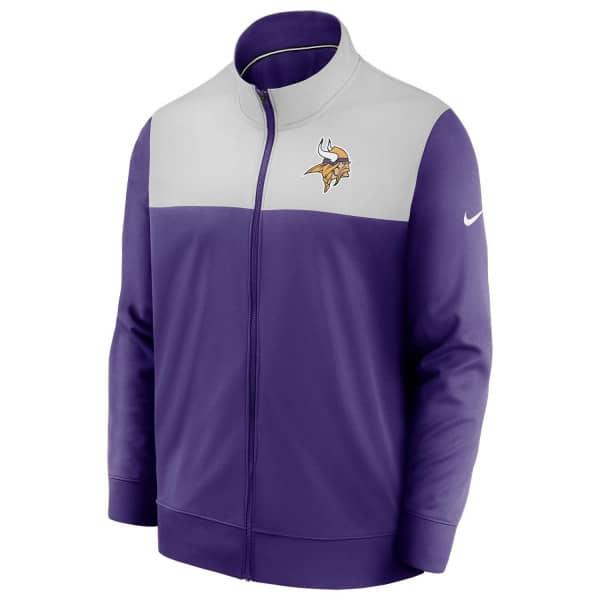 Minnesota Vikings 2020 NFL Woven Logo Nike Jacke