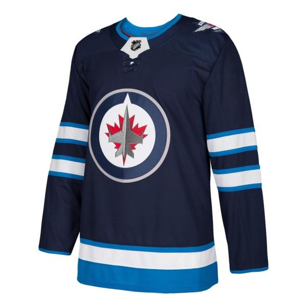Winnipeg Jets adidas Authentic Pro NHL Trikot Home