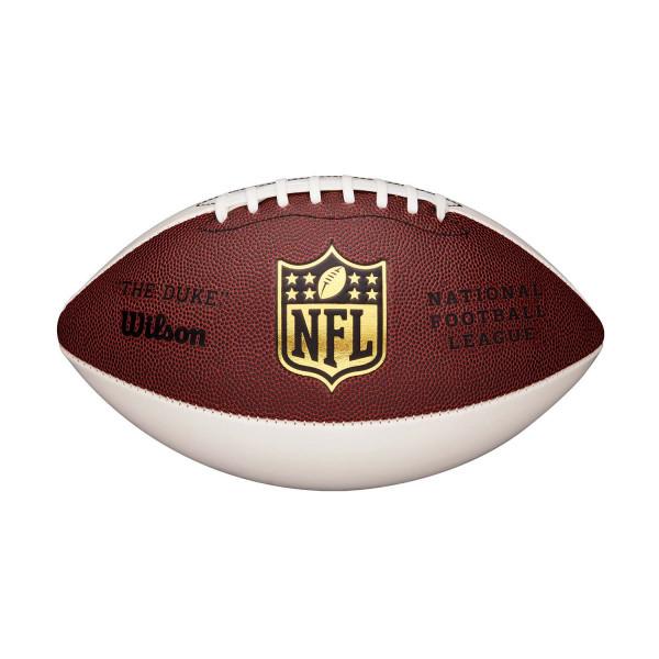 "NFL Autograph Game Ball ""The Duke"" (Replica NFL Autogrammball)"