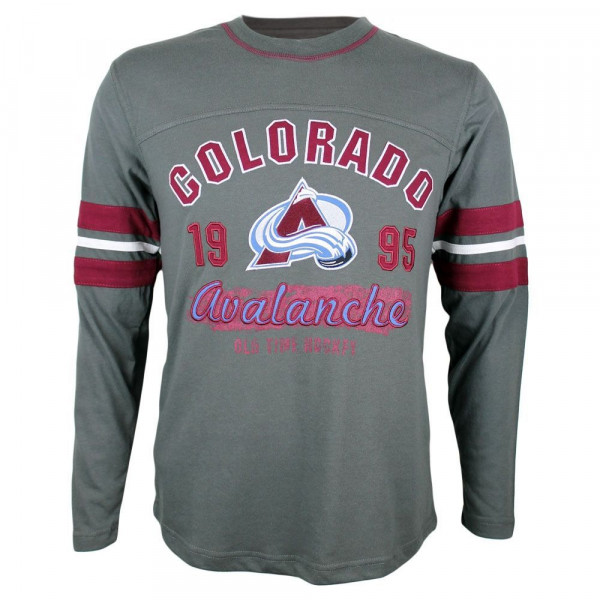 Colorado Avalanche Yutan NHL Long Sleeve Shirt