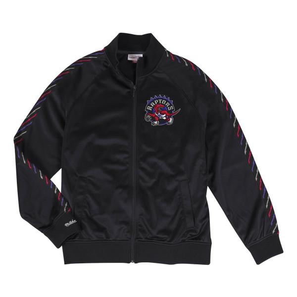 Toronto Raptors Hardwood Classics NBA Track Jacket