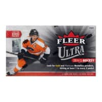 2014/15 Upper Deck Fleer Ultra Hockey Hobby Box NHL