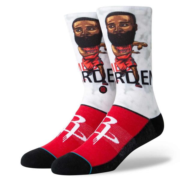 Houston Rockets James Harden Big Head NBA Socken