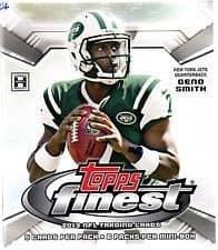 2013 Topps Finest Football Hobby Box NFL