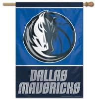 Dallas Mavericks Vertical NBA Fahne