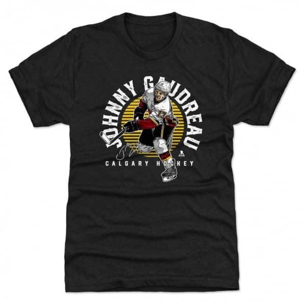 Johnny Gaudreau Calgary Hockey NHL T-Shirt