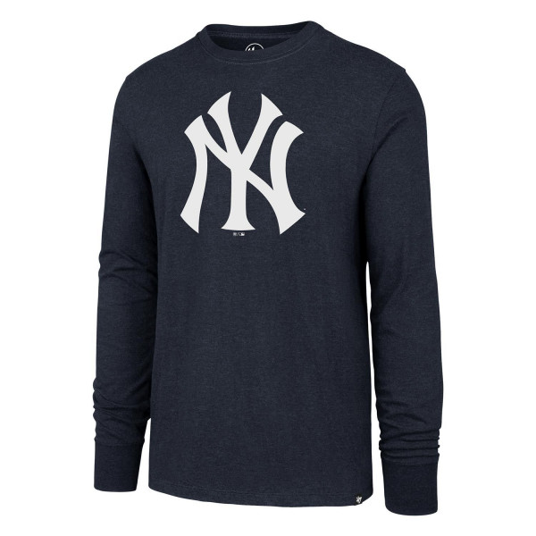 New York Yankees Line Up Club MLB Long Sleeve T-Shirt