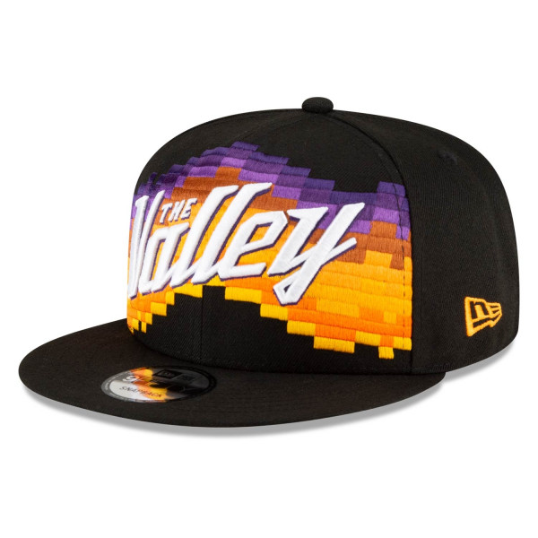 Phoenix Suns The Valley Official 2020/21 City Edition New Era 9FIFTY Snapback NBA Cap