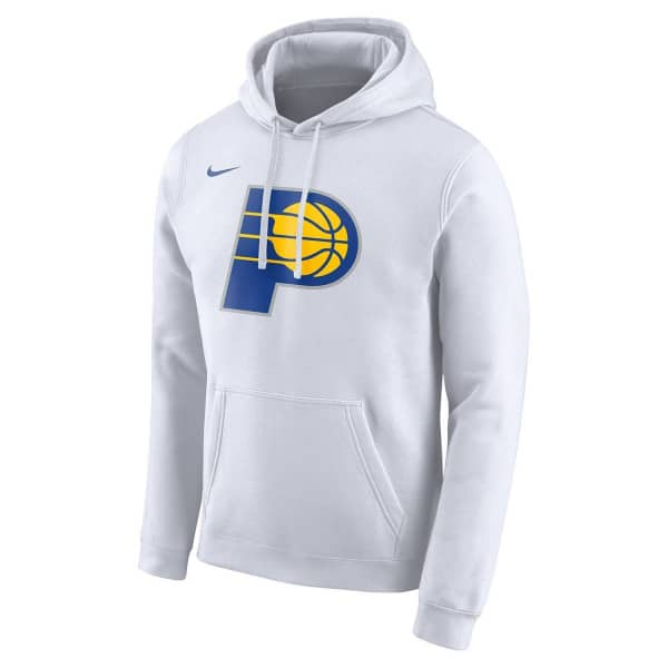 Indiana Pacers 2019/20 Nike City Edition NBA Pullover Hoodie