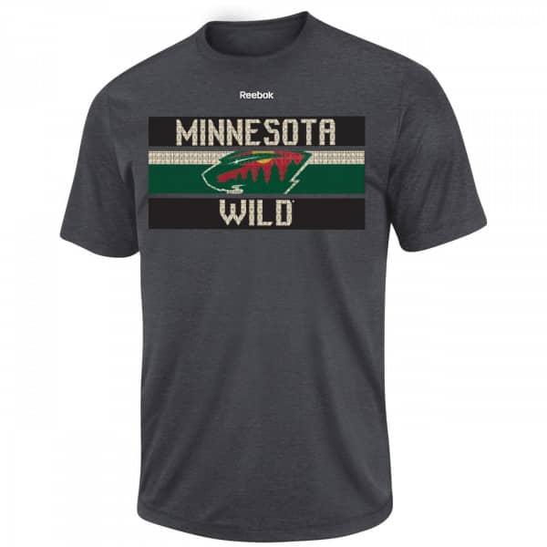 Minnesota Wild Name in Lights NHL T-Shirt