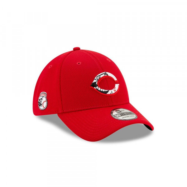 Cincinnati Reds 2020 Spring Training 39THIRTY Stretch MLB Cap