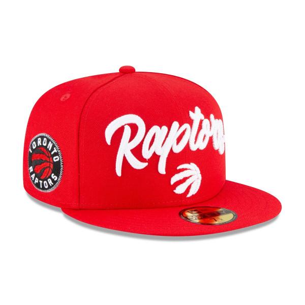 Toronto Raptors Alternate Authentic 2020 NBA Draft New Era 59FIFTY Fitted Cap