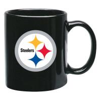 Pittsburgh Steelers Team Logo NFL Becher (325 ml)