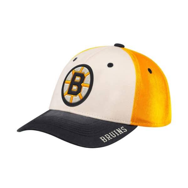 Boston Bruins Cotton Adjustable NHL Cap