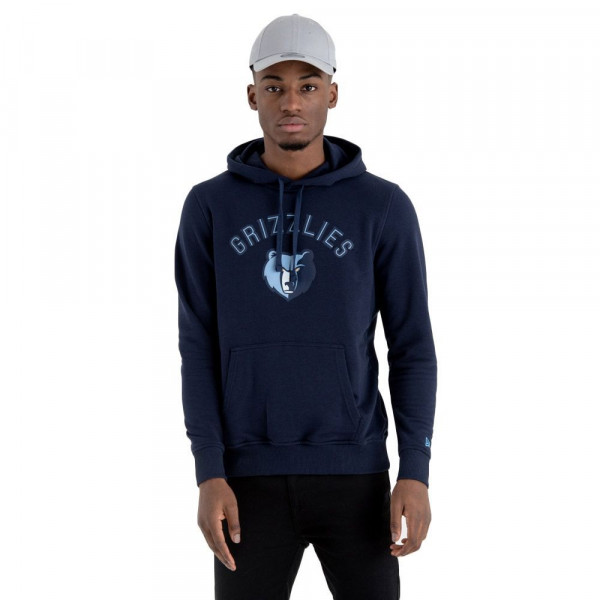 Memphis Grizzlies Team Logo Hoodie NBA Sweatshirt