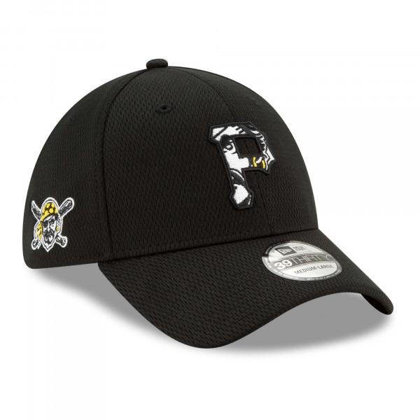 Pittsburgh Pirates 2021 MLB Batting Practice New Era 39THIRTY Flex Cap