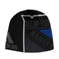 New York Rangers Glow In The Dark NHL Beanie