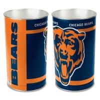 Chicago Bears Metall NFL Papierkorb