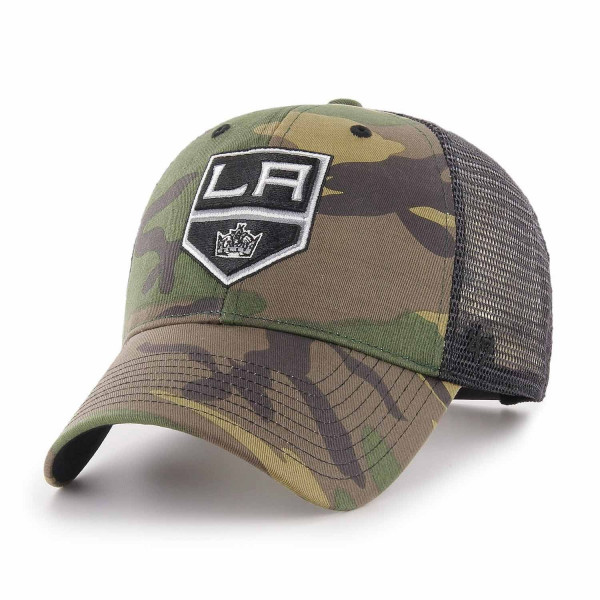 NHL Los Angeles L.A Weitere Wintersportarten Kings Cap Basecap 47Brand Baseballcap Stronaut stretch Eishockey